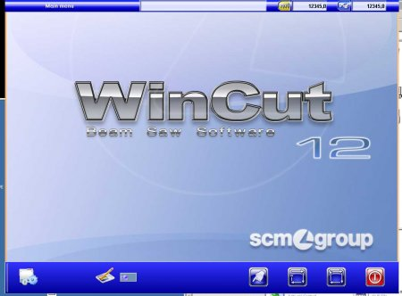 SCM WINCUT  12 Sentinel Hasp Dongle